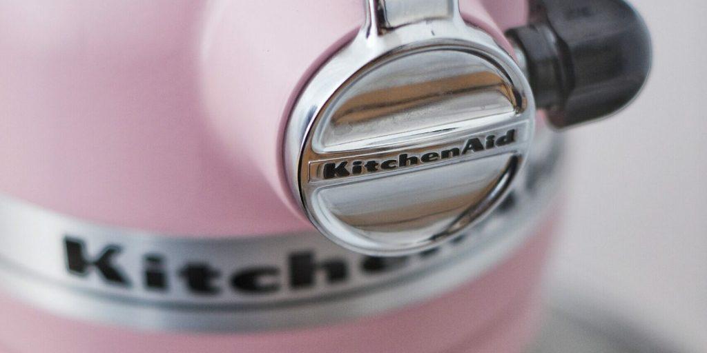 Pint Kitchenaid stand mixer