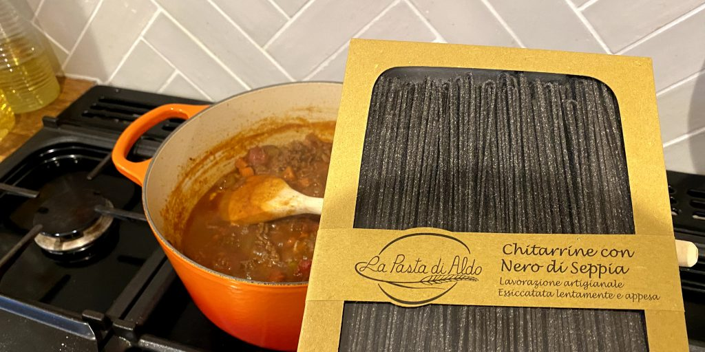 Pasta Sauce with Pasta